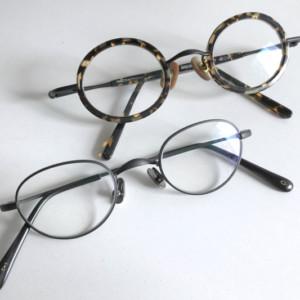 とよふくさんの眼鏡