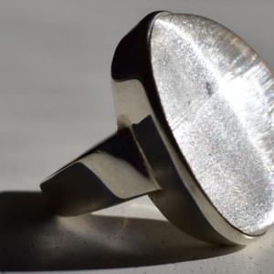 水晶の指輪二種、水晶in水晶とレムリアンシードクリスタル